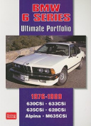 BMW 6 Series Ultimate Portfolio 1976-1989