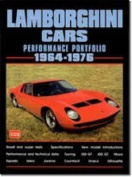 Lamborghini Cars Performance Portfolio 1964-1976