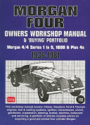 Morgan Four Owners Workshop Manual and Buying Portfolio