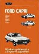Ford Capri Workshop Manual