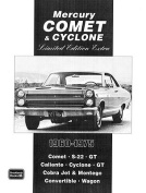 Mercury Comet and Cyclone Limited Edition Extra 1960-1975