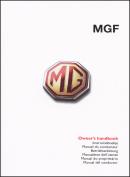 MGF Owner's Handbook