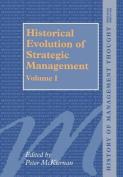 Historical Evolution of Strategic Management
