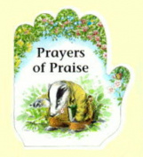 Prayers of Praise (Little Prayers S.) [Board book]