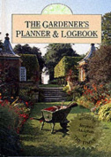 Gardener's Planner and Logbook