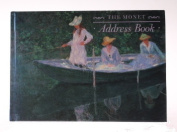 Monet Address Book: Landscape