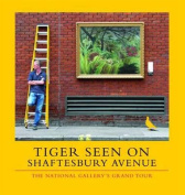 Tiger Seen on Shaftesbury Avenue