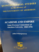 Academe and Empire