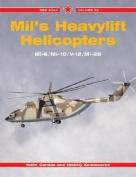 MIL MI-6, MI-10, V-12 and MI-26