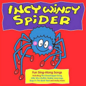Incy Wincy Spider  [Audio]