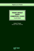 Tenant Default Under Commercial Leases