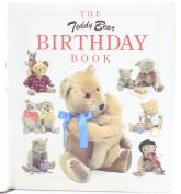 Teddy Bear Birthday Book
