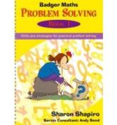 Badger Maths Problem Solving