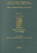 Anne Askew: Part 1: Printed Writings 1500-1640