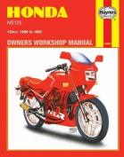 Honda NS125 (1986-1993) Owners Workshop Manual