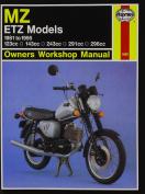 MZ ETZ Models Owners Workshop Manual
