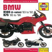 BMW K100 and 75 Service and Repair Manual (83-96)