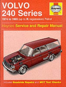 Volvo 240 Series Service and Repair Manual