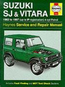 Suzuki SJ410/SJ413 (82-97) and Vitara Service and Repair Manual