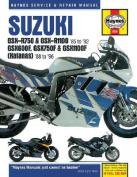 Suzuki GSX-R750 and GSX-R1100 Fours, Katana (GSX600F, GSX750F and GSX1100F) Fours Owners Workshop Manual