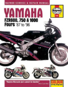 Yamaha FZR600, 750 and 1000 Fours (87-96) Service and Repair Manual