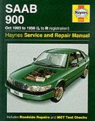 Saab 900 (October 1993-98) Service and Repair Manual