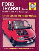 Ford Transit Diesel (1986-99) Service and Repair Manual