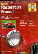 MGB Restoration Manual