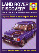 Land Rover Discovery Petrol and Diesel Service and Repair Manual