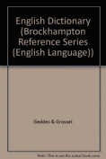 English Dictionary (Brockhampton Reference Series