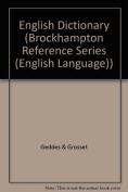 English Dictionary (Brockhampton Reference Series