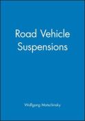 Road Vehicle Suspensions