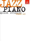 Jazz Piano Quick Studies