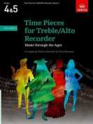 Time Pieces for Treble/Alto Recorder, Volume 2 (Time Pieces