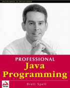 Professional Java Programming