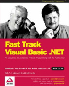 Fast Track Visual Basic .NET