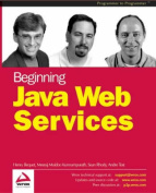 Beginning Java Web Services