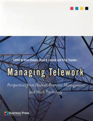 Managing Telework: Perspectives from Human Resource Management and Work Psychology