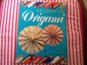 Decorative Origami