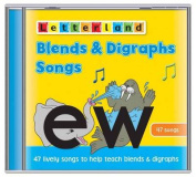 Blends and Digraphs Songs  [Audio]