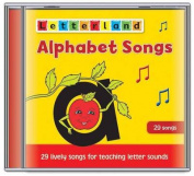 Alphabet Songs (Letterland S.) [Audio]