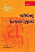 Writing in Text Types Year 3