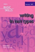 Writing in Text Types Year 4