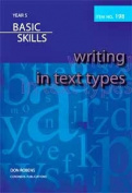 Writing in Text Types Year 5