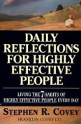 Daily Reflection Highly Effective People
