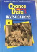 Mathematics Curriculum and Teaching Program (Mctp): Chance and Data Investigations