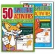 50 Spelling Activities