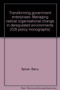 Transforming Government Enterprises