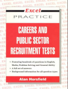 Excel Careers and Public Sector Recruitment Tests