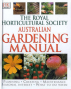 The Royal Horticultural Society Australian Gardening Manual
